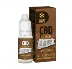 CBD liquid 1% Girl Scout Cookies 10 ml