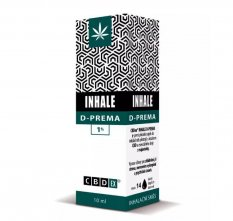 Inhale D-PREMA 1% 10 ml