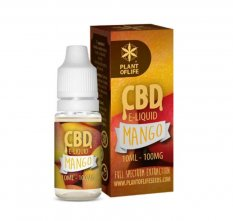 CBD liquid 1% Mango 10 ml