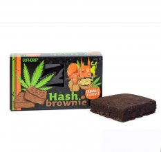 Hash Brownie Cannabis & Walnut 50 g