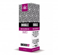 Inhale MIGREO 2,5% 10 ml