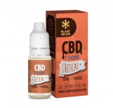 CBD liquid 1% Critical + 10 ml