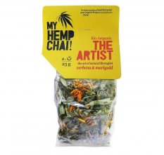 MY HEMP CHAI! bio/organic THE ARTIST 25 g