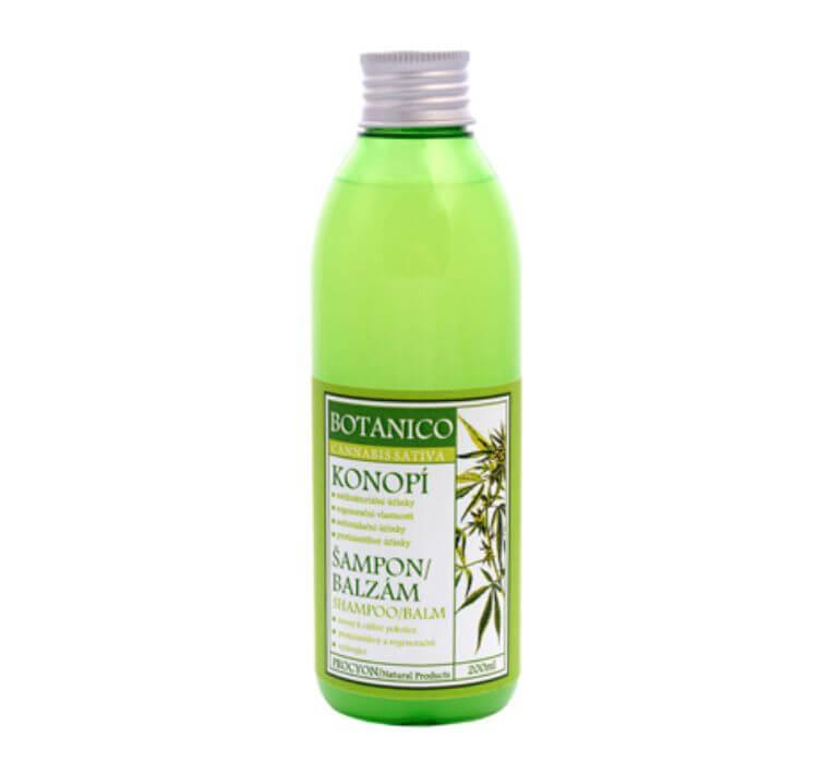 Konopný šampon balzám 200 ml