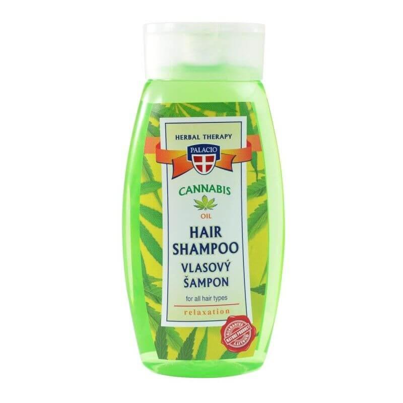 Konopný šampon 250 ml